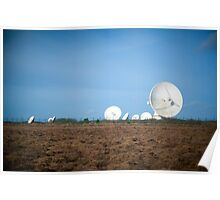 Goonhilly Earth Station Poster