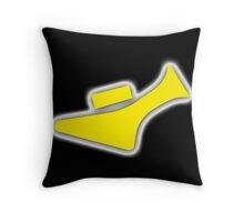 Stargate Glyphs Throw Pillow