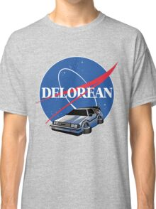 DELOREAN SPACE Classic T-Shirt