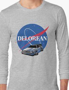 DELOREAN SPACE Long Sleeve T-Shirt