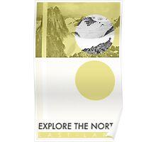 Explore The North Poster