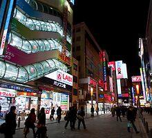 Akihabara Tokyo by photoeverywhere