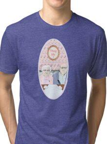 Thug Life Tri-blend T-Shirt