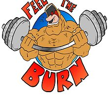 Feel the Burn by Skree