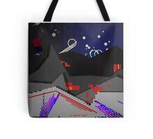is Space real? Tote Bag