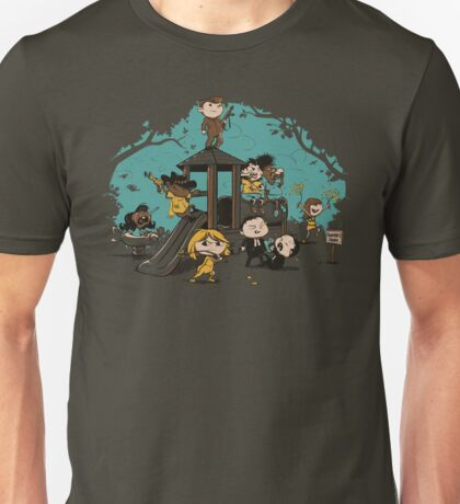 Quentin's Square Unisex T-Shirt
