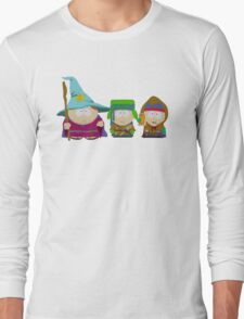South Park LOTR Long Sleeve T-Shirt