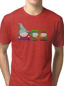 South Park LOTR Tri-blend T-Shirt