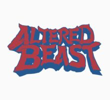 Altered Beast by JDNoodles