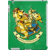 POKEWARTS Second Gen iPad Case/Skin