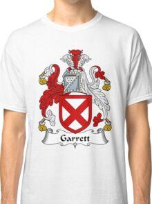 Garrett Coat of Arms / Garrett Family Crest Classic T-Shirt