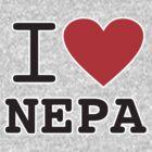 iHeart NEPA (Classic) by Mookiechan