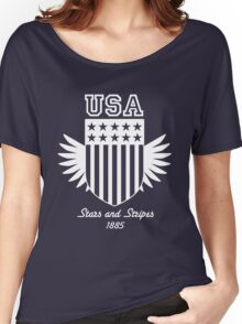 USA 2 Women's Relaxed Fit T-Shirt