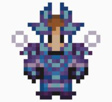 World of Warcraft Mage Tier 2 Netherwind Sprite by whale