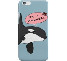 Another orca iPhone Case/Skin