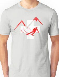 Swiss Ski T Unisex T-Shirt