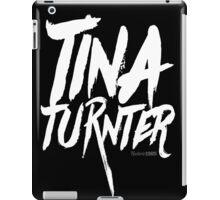 Tina TurnTer Collection iPad Case/Skin