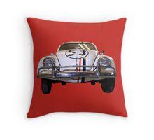 Herbie Looking at ya Throw Pillow