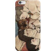 tfw snuggles iPhone Case/Skin