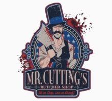 Mr. Cuttings Butcher Shop  by stathismori