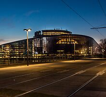 European Parliament by virginie24jb
