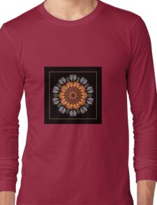 The Spring Shawl Long Sleeve T-Shirt