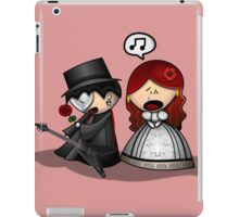 This is wedding or ....?? iPad Case/Skin