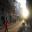 Late Evening, Havana by Jodi Fleming