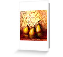 Sweet Thoughts.... Greeting Card