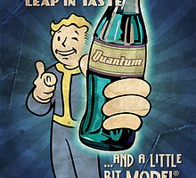 Fallout 3 - Nuka Cola Quantum  by SelecRandomness