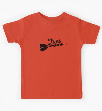 Darts sports Kids Tee