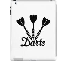 Darts iPad Case/Skin