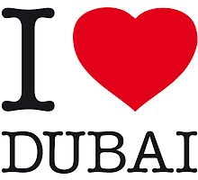 I ♥ DUBAI by eyesblau