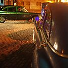 Old Cars, Havana by Jodi Fleming