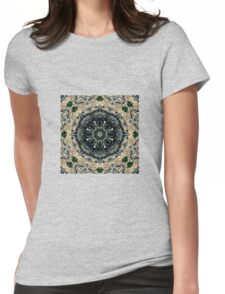 Set in Stone Womens Fitted T-Shirt