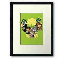 Once Upon A Time: Oz Framed Print