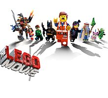 the lego movie  by mummacass