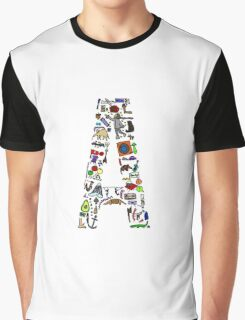BS ABC's: A Graphic T-Shirt