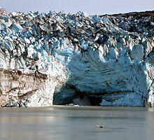 Glacial Melt by Nancy Richard