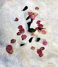 Rosepetal Runes by RC deWinter