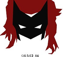 Batwoman - Soldier On by hispurplegloves