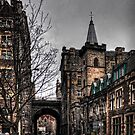The Cowgate by Tom Gomez