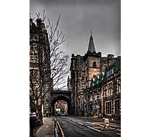 The Cowgate Photographic Print