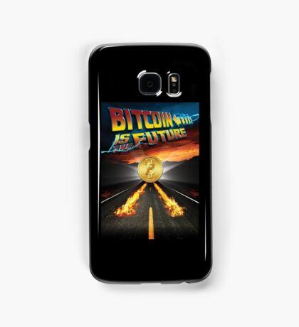 Bitcoin Is The Future Samsung Galaxy Case/Skin