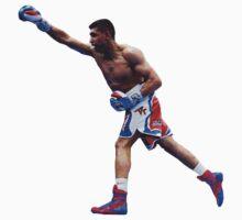 Amir Khan Boxer  Baby Tee