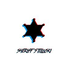 Sheriff Stilinski by NatalieMirosch