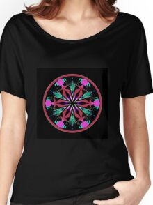 The Flower Garden Women's Relaxed Fit T-Shirt