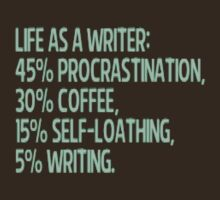 life as a writer by castielovers