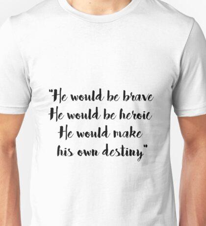 Brave ( Winter - The Lunar Chronicles )  Unisex T-Shirt