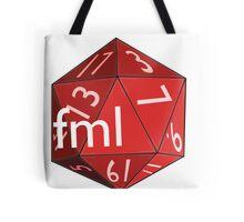 Critical Miss Tote Bag